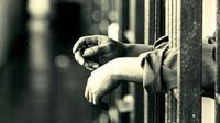 Ilustrasi penjara Guyana (AFP)