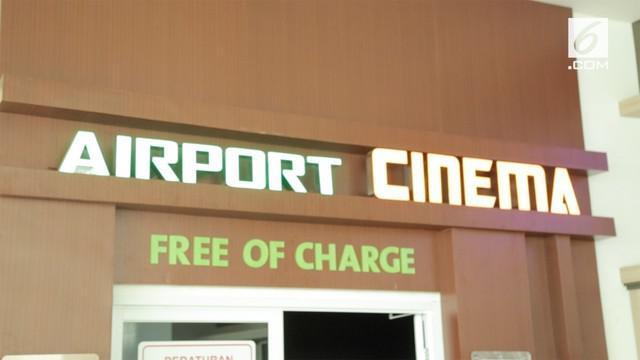 Bandara Sepinggan Balikpapan kini memiliki sejumlah fasilitas yang modern.