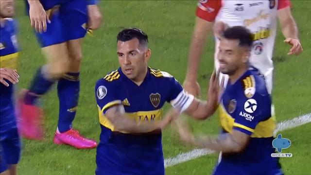 Berita video highlights Mola TV kali ini menghadirkan laga Grup H Copa Libertadores 2020 antara Boca Juniors melawan Caracas FC yang berakhir dengan skor 3-0, Jumat (23/10/2020) pagi hari WIB.