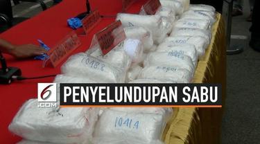 Satuan Narkoba Polresta Barelang Batam, Kepulauan Riau berhasil membongkar sindikat narkoba yang dikendalikan dari balik jeruji besi. Dalam penangkapan tersebut polisi berhasil menyita sabu seberat 38,7 kilogram sebagai barang bukti.