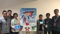 Peluncuran aplikasi Bantu Belajar IPA 3. Dok: Matata Corp