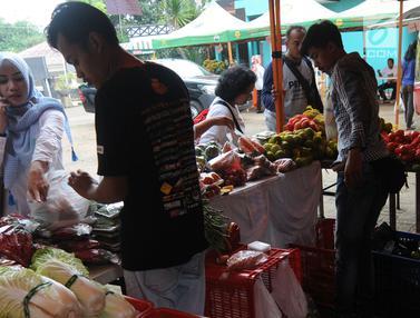 Ramadan, Pemerintah Tangerang Selatan Gelar Bazar Sembako Murah