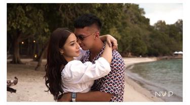 10 Potret Liburan Nikita Willy dan Suami di Pulau Moyo, Seru Banget
