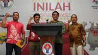 """Gowes Nusantara 2019 mengusung tema """"Kita Semua Bersaudara""""."""
