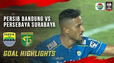 Berita video gol-gol yang tercipta pada laga perempat final Piala Menpora 2021 antara Persib Bandung melawan Persebaya Surabaya, Minggu (11/4/2021) malam hari WIB.