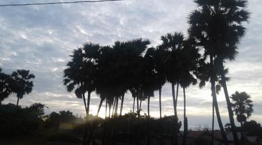 Matahari Terbit di Negeri Seribu Lontar