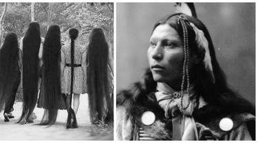 Sejumlah kebudayaan meyakini, rambut manusia terkait dengan 'indra keenam'
