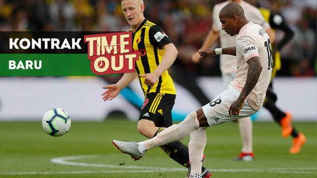 Berita video Time Out kali ini tentang pemain-pemain Manchester United yang akan mendapat kontrak baru. Siapa sajakah?