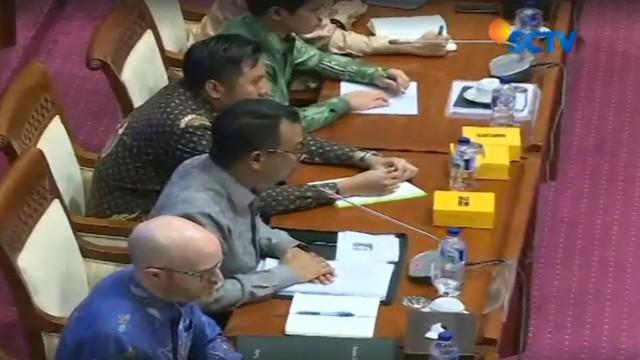 Perwakilan Facebook Indonesia penuhi panggilan Komisi I DPR RI, terkait kebocoran data pengguna Facebook.
