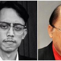 Ario Kiswinar Teguh dan Mario Teguh (Bintang Pictures)