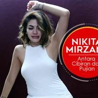 Nikita Mirzani, Antara Cibiran dan Pujian. (Foto: Nurwahyunan, Desain: Nurman Abdul Hakim/Bintang.com)