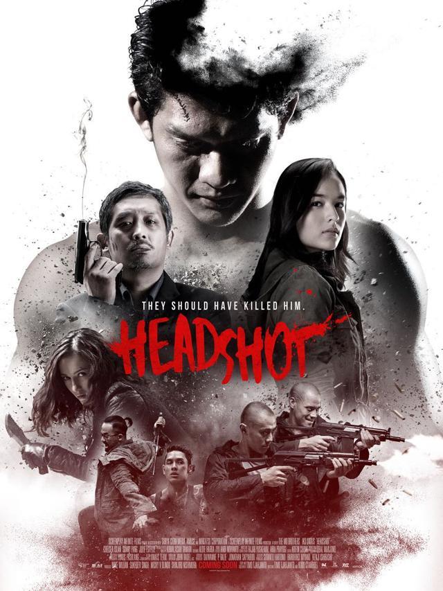 6 Fakta Film Headshot Yang Bikin Geleng Geleng Kepala Showbiz