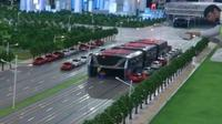 Menurut perkiraan awal, bus ini menghemat 860 ton bahan bakar setiap tahunnya dan mengurangi 640 ton keluaran karbon tiap tahun di Tiongkok.