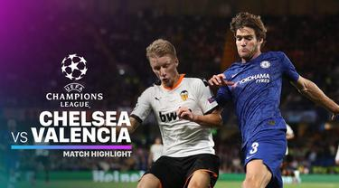 Berita video highlights Liga Champions 2019-2020 antara Chelsea melawan Valencia yang berakhir dengan skor 0-1, Selasa (17/9/2019).
