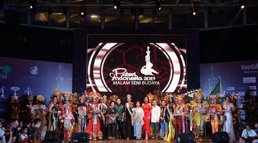Malam Seni dan Budaya Puteri Indonesia