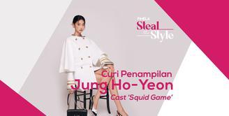 Viralnya film SQUID GAME, ternyata menyimpan cerita unik bagi pemeran Kang Sae-Byeok, yaitu Jung Ho-Yeon. Selain punya kualitas akting memikat, ternyata ia adalah seorang supermodel dengan selera fashion memesona. Tonton di video berikut, yuk!