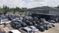 Kopdar komunitas Toyota di Auto2000