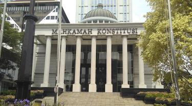 Mahkamah Konstitusi. (Foto: Fiki Ariyanti/Liputan6.com)