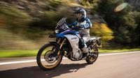 BMW F 850 ​​GS Adventure (@Motorbeam)