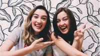 Kimberly dan Natasha Ryder (Sumber: Instagram/kimbrlyryder)