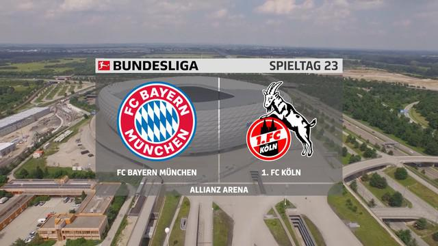 Berita video gol-gol yang tercipta pada laga Bayern Munchen kontra Koln pada pekan ke-23 Bundesliga 2020/2021, Sabtu (27/2/2021) malam hari WIB.