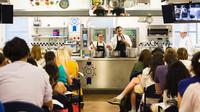 Kuliner Indonesia dengan kekayaannya, ternyata mendapatkan apresiasi tinggi di London, Inggris. (Chef Degan)