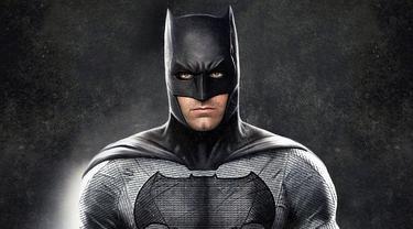 [Bintang] Naskah Film Batman Bermasalah, Warner Bros Tak Peduli