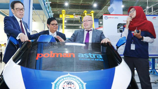 Revitalisasi Industri Manufaktur Cara Menperin Perbaiki Struktur Ekonomi