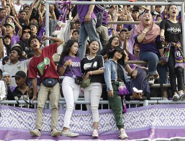 Suporter Persita Tangerang