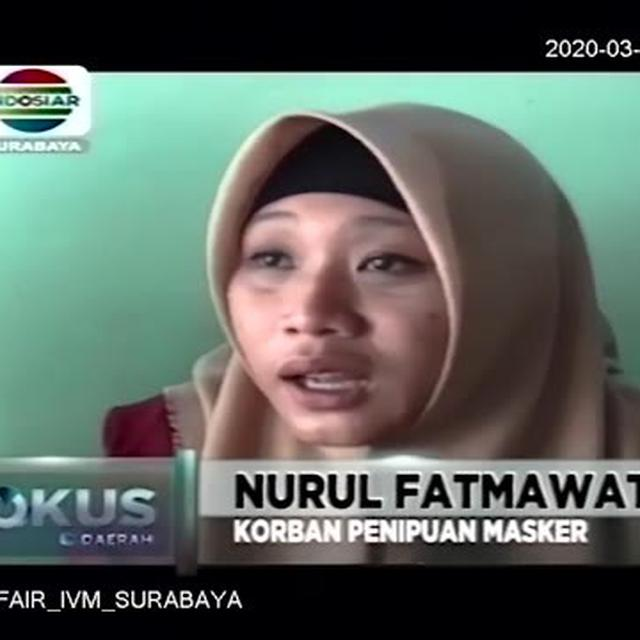 Video 2 Mahasiswi Di Mojokerto Jadi Korban Penipuan Penjualan