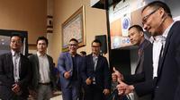 Aqua Japan Optimistis Capai Target Market 32 Persen Tahun Ini. Dok: Aqua Japan