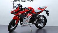 All-new Honda CBR150R. (AHM)