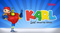 Kartun KARL Animated Series. (Sumber: Vidio)