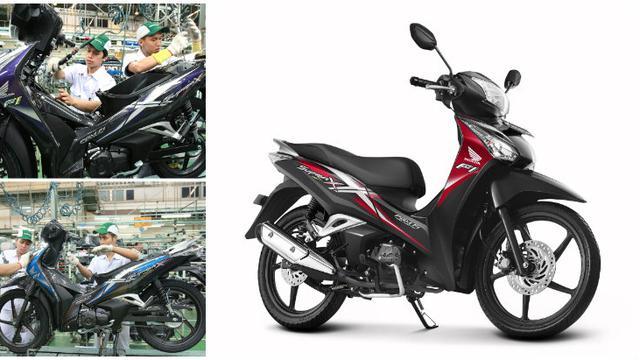 AHM Luncurkan Corak Baru Honda Supra X 125 Helm In PGM-FI 02aed7d548