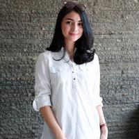 Pesinetron Citra Kirana yang dikenal lewat perannya dalam Tukang Bubur Naik Haji memilih bisnis properti sebagai investasi dimasa depan. (Deki Prayoga/Bintang.com)