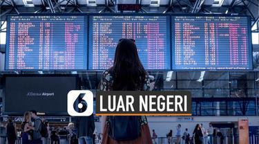 "Agoda melakukan survei ""Well Traveled Survey"" salah satunya fakta wanita Indonesia lebih sering pergi ke luar negeri daripada pria."