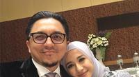 Setelah 5 bulan berpacaran, Laudya Cynthia Bella dan Engku Emran pun memutuskan untuk menikah pada 8 September 2017. (Foto: instagram.com/laudyacynthiabella)