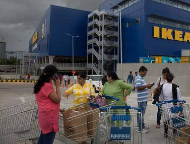 IKEA Buka Toko Pertama di India