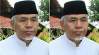 Ketua Majelis Ulama Indonesia (MUI) Banyuwangi KH Moh. Yamin.
