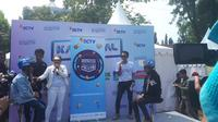 SCTV menggelar Karnaval SCTV di Bojonegoro, Jawa Timur, Sabtu-Minggu, 30 dan 31 Maret 2019 (dok SCTV)