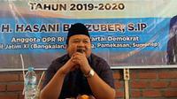 Anggota Komisi VIII DPR RI Fraksi Demokrat, Hasani bin Zuber