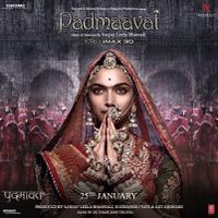 Padmavati menjadi salah satu film yang yang fenomenal. Pasalnya film yang dibintangi oleh Ranveer Singh, Deepika Padukone, dan Shahid Kapoor ini masuk dalam jajaran film papan atas Bollywood. (Foto: instagram.com/deepikapadukone)