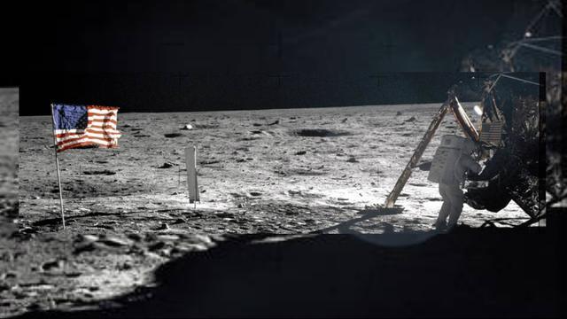 20-7-1969: Momen Perdana Manusia Injakkan Kaki di Bulan