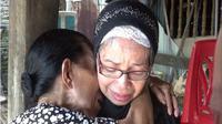 Ibu Hartati bersama saudaranya melepas rindu setelah terpisah selama 63 tahun.(Foto: KabarMakassar.com)