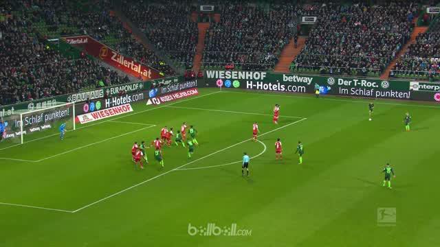 Berita video highlights Bundesliga 2017-2018, Werder Bremen vs Mainz 05, dengan skor 2-2. This video presented by BallBall.