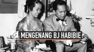 Pasangan BJ Habibie dan Ainun menjadi inspirasi banyak pasangan di tanah air. BJ Habibie menikahi Ainun 12 Mei 1962. Simak momen bahagia mereka saat mengikat janji sehidup semati.