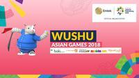 Wushu Asian Games 2018 (Bola.com/Adreanus Titus)