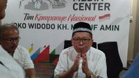 Wakil Ketua Tim Kampanye Nasional (TKN) Jokowi - KH Ma'ruf Amin, Arsul Sani  (Merdeka.com/ Muhammad Genantan Saputra)