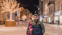Raffi Ahmad dan keluarga di Austria (Instagram/raffinagita1717)