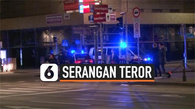 serangan teror